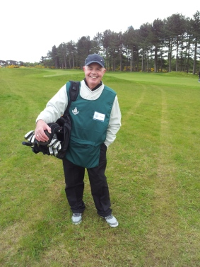 Former Pro imparts his knowledge to visiting golfers at Carnoustie Links