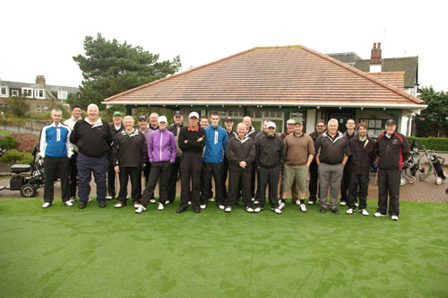 masters autumn outing 2011