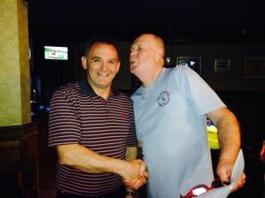 veteran campaigner Alan Clark - 2nd