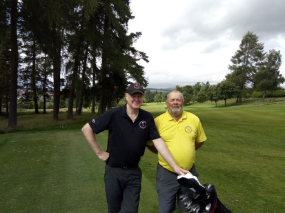Jim and Pete Dunblane